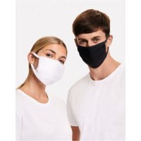 Adult Cotton Face Mask (5 Pack)