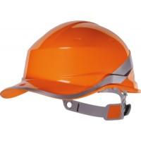 Delta Plus Hi-Vis Baseball Safety Helmet