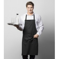 Bistro By Jassz Lisbon Cotton Bib Apron