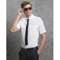 Kustom Kit Mens S/S Pilot Shirt