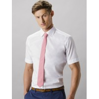 Kustom Kit Mens Slim Fit Business Shirt
