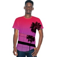 American Apparel Adult S/S Subli Tee