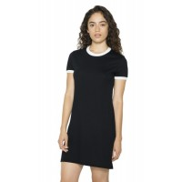 American Apparel Womens Tshirt Dress