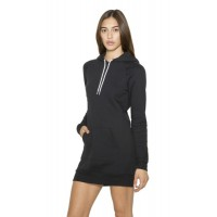American Apparel Womens Hooded Dress