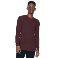 American Apparel Adult Thermal L/S Tee
