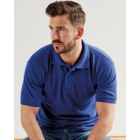 50/50 Heavyweight Pique Polo