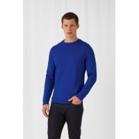 B&C Mens #Set In Sweatshirt