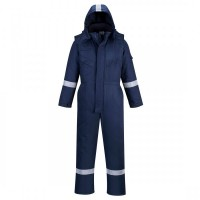 FR Anti-Static Winter Coverall