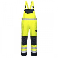 Hi Vis MODAFLAME Bib and Brace