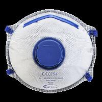 FFP2 Carbon Valved Dolomite Respirator