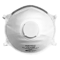 FFP3 Valved Dolomite Light Cup Respirator