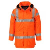 Bizflame Rain Hi-Vis Multi Lite Jacket
