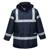 Bizflame Rain Anti-Static FR Jacket