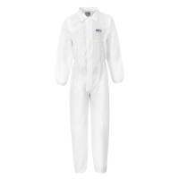 BizTex SMS Coverall with Collar Type 5/6