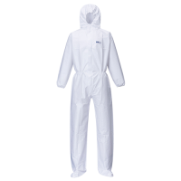BizTex Microporous Coverall with Boot Covers Type 6/5