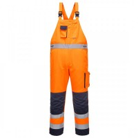 Dijon Hi-Vis Bib and Brace
