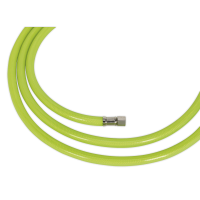 Air Hose High Visibility 10m x Ø8mm with 1/4