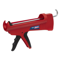 Caulking Gun 220mm One Hand