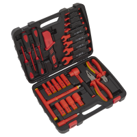 1000V Insulated Tool Kit 27pc - VDE Approved