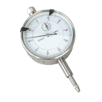 Dial Gauge Indicator 10mm Travel Metric