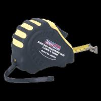 Autolock Measuring Tape 7.5m(25ft) x 25mm Metric/Imperial