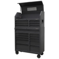 17 Drawer Tool Chest Combination with Power Bar