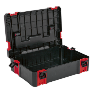 ABS Stackable Click Together Toolbox - Small