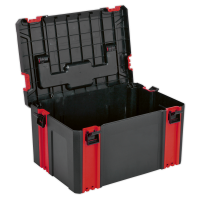 ABS Stackable Click Together Toolbox - Large