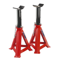 Axle Stands (Pair) 12tonne Capacity per Stand