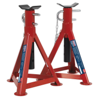 Axle Stands (Pair) 2.5tonne Capacity per Stand