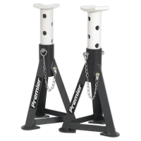 Axle Stands (Pair) 3tonne Capacity per Stand