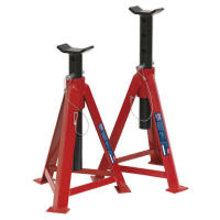 Axle Stands (Pair) 5tonne Capacity per Stand