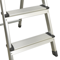 Aluminium Step Ladder 3-Tread EN 131