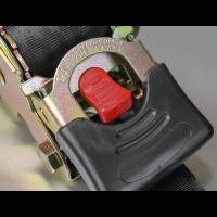 Auto Retractable Ratchet Tie Down 50mm x 3m