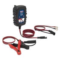Compact Auto Smart Charger 1A 6/12V