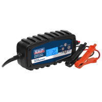Compact Auto Smart Charger 4A 6/12V