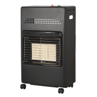 Cabinet Gas Heater 4.2kW
