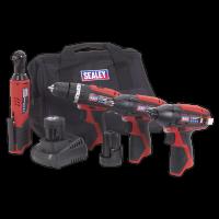 CP1200 4 Tool Combo Kit