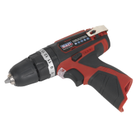 Cordless Hammer Drill/Driver 10mm 12V Li-ion - Body Only