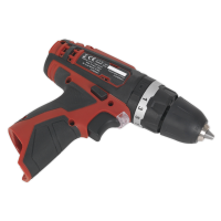 Cordless Hammer Drill/Driver 10mm 12V Li-ion - Body Only