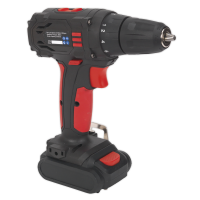 Cordless 10mm Drill/Driver 14.4V 1.3Ah Lithium-ion 2-Speed