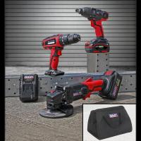 CP20V - 3 Tool Combo Kit