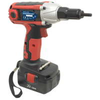 Cordless Nut Riveter/Impact Driver 18V 3Ah Lithium-ion 1hr Charger