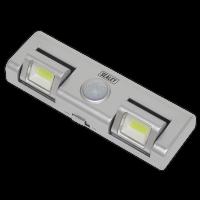 Auto 8 LED Light with PIR Sensor 3 x AA Cell