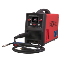 Inverter Welder MIG, TIG & MMA 200Amp with LCD Screen