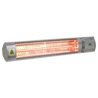 High Efficiency Infrared Short Wave Wall Mounting Heater 2000W