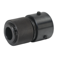 Air Chisel Quick Release Coupling