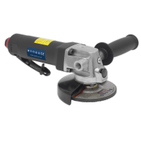Air Angle Grinder Ø100mm Composite Housing