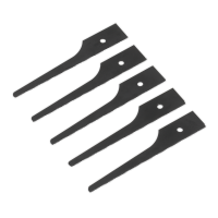 Air Saw Blade 32tpi Pack of 5