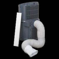 Air Conditioner/Dehumidifier/Heater 12,000Btu/hr